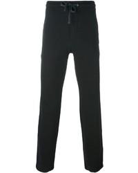 Мужские черные спортивные штаны от James Perse