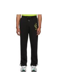 Мужские черные спортивные штаны от Opening Ceremony