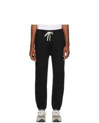 Мужские черные спортивные штаны от Polo Ralph Lauren