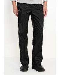 Мужские черные спортивные штаны от Regatta