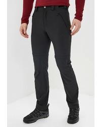 Мужские черные спортивные штаны от Salomon