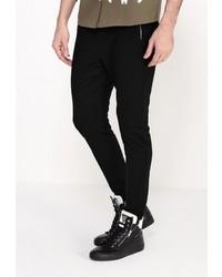 Мужские черные спортивные штаны от Sweewe