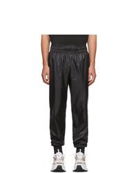 Мужские черные спортивные штаны от We11done