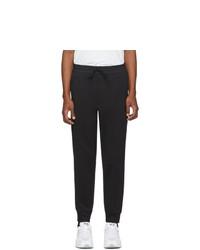 Мужские черные спортивные штаны от Y-3