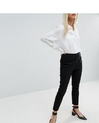 Черные узкие брюки от Asos Petite