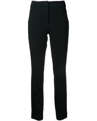 Черные узкие брюки от Erdem