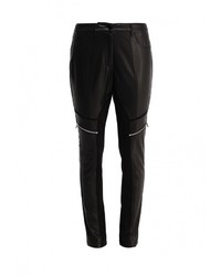 Черные узкие брюки от LOST INK