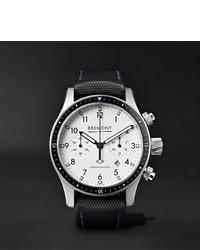 Мужские черные часы от Bremont