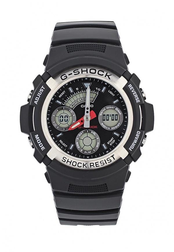Часы G-Shock AW590-1A - самая продаваемая модель G-Shock