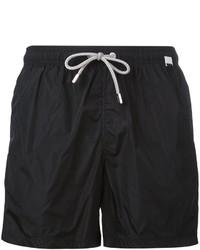 Черные шорты для плавания от MC2 Saint Barth