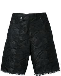 Женские черные шорты от A.F.Vandevorst