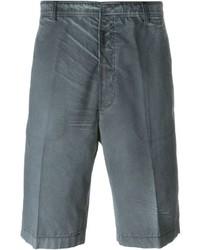 Мужские черные шорты от Lanvin