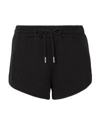 Женские черные шорты от Ninety Percent
