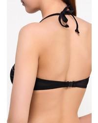 Черный бикини-топ от Marie Meili
