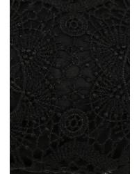 Черный бикини-топ от Twin-Set Simona Barbieri