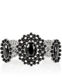 Черный браслет