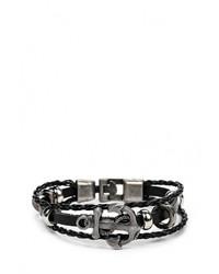 Женский черный браслет от Taya