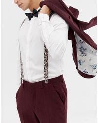 Мужской черный галстук-бабочка от ASOS DESIGN