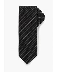 Мужской черный галстук от Hugo Hugo Boss