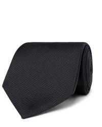 Мужской черный галстук от Tom Ford