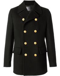 Мужской черный двубортный пиджак от Dolce & Gabbana