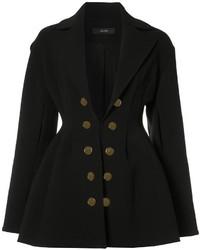 Женский черный двубортный пиджак от Ellery
