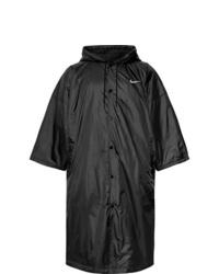 Мужской черный дождевик от Nike