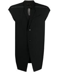 Черный жилет от Rick Owens