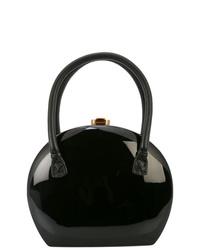 Черный клатч от Rocio