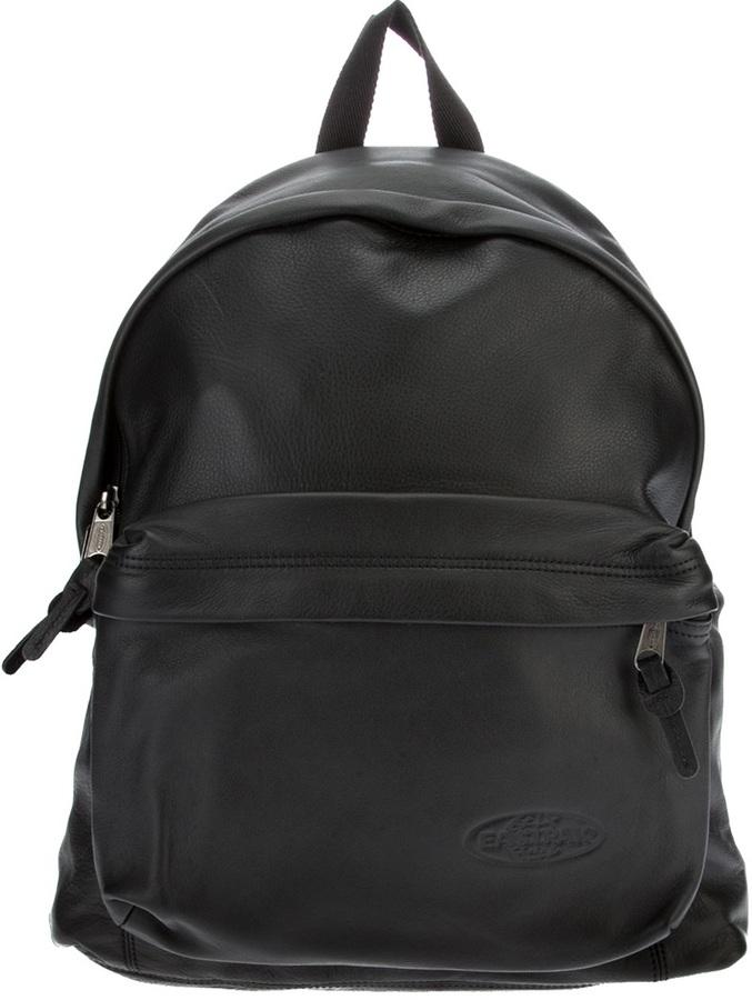 Eastpak кожаный рюкзак рюкзаки венгер купить в москве