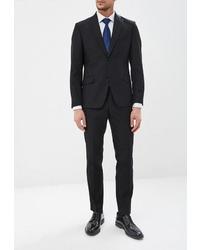 Черный костюм от Brinardelli