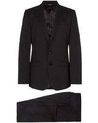 Черный костюм от Dolce & Gabbana