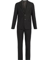 Черный костюм от Prada