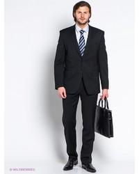 Мужской черный костюм от Slava Zaitsev