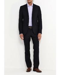 Черный костюм от STENSER