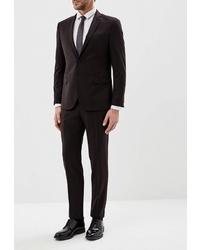 Черный костюм от Valenti
