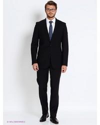 Мужской черный костюм от VINCHI