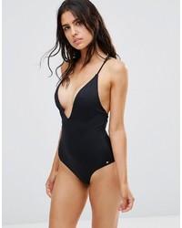 Черный купальник от French Connection