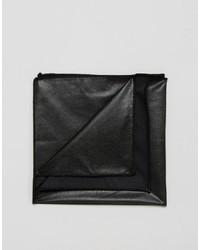 Мужской черный нагрудный платок от Asos