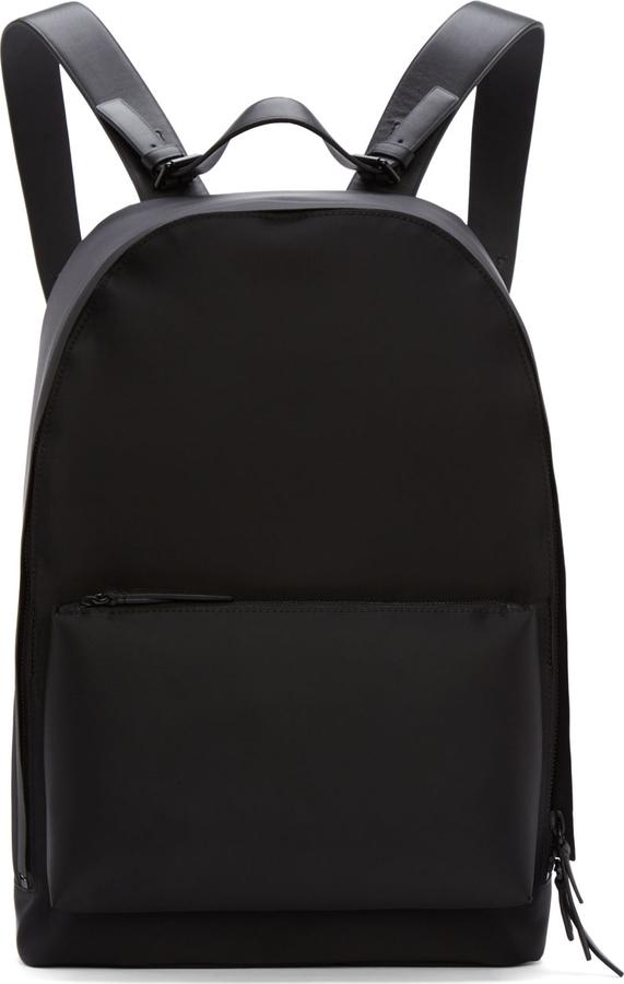 9174a8988099 Мужской черный нейлоновый рюкзак от 3.1 Phillip Lim, 48 584 руб ...