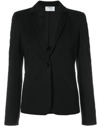 Женский черный пиджак от Akris Punto
