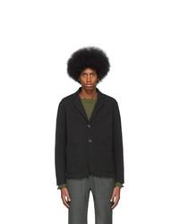 Мужской черный пиджак от Barena