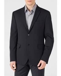 Мужской черный пиджак от btc