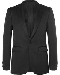 Мужской черный пиджак от Burberry