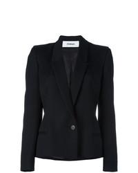 Женский черный пиджак от Chalayan