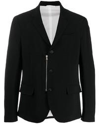 Мужской черный пиджак от Diesel Black Gold