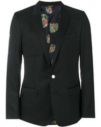 Мужской черный пиджак от Dolce & Gabbana