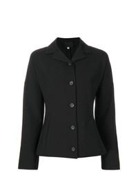 Женский черный пиджак от Dolce & Gabbana Vintage