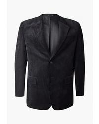 Мужской черный пиджак от Galion