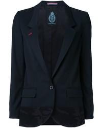Женский черный пиджак от GUILD PRIME